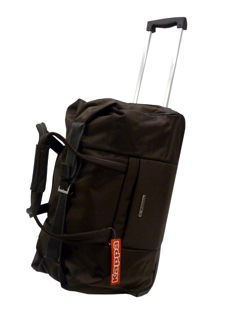 kappa grosse trolley sporttasche reisetasche trolly tasche reisekoffer ebay. Black Bedroom Furniture Sets. Home Design Ideas