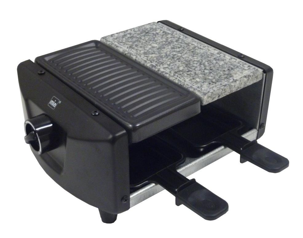 mia mini raclette hei er stein tischgrill elektrogrill. Black Bedroom Furniture Sets. Home Design Ideas